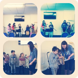 Vineyard Kids Ministry